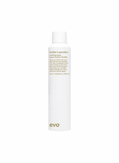 evo® builder's paradise working spray