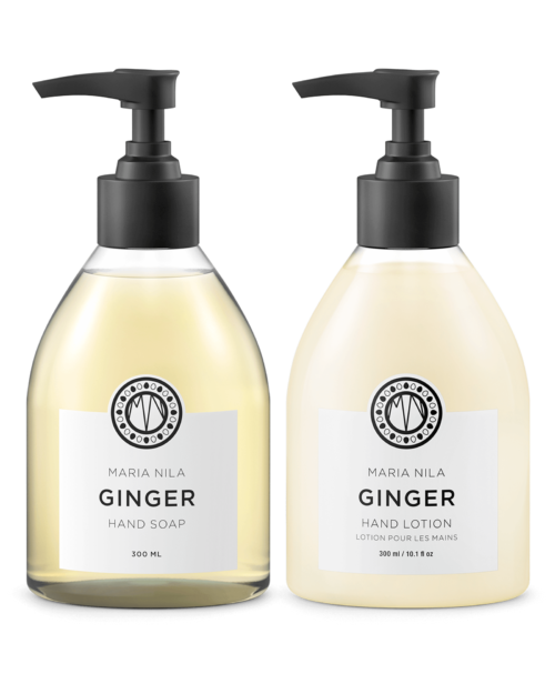Maria Nila Hand Soap & Lotion Ginger